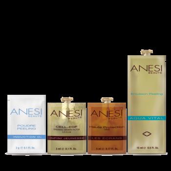 Anesi Aqua Vital hámlasztó kit - 1 kezelés
