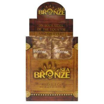 Sea Bronze - Sea Intense hidratáló és barnító zselé 24x20 ml