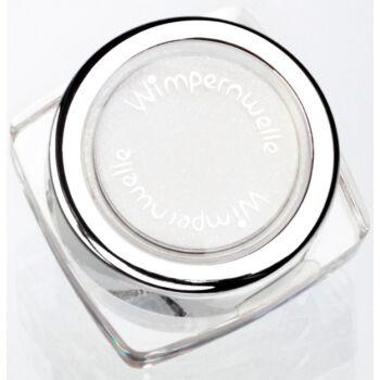 Glimmer&Glitter szemhéjcsillám - fehér