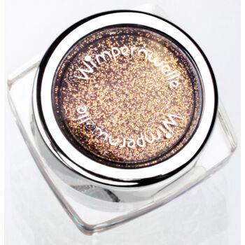 Glimmer&Glitter szemhéjcsillám - középbarna