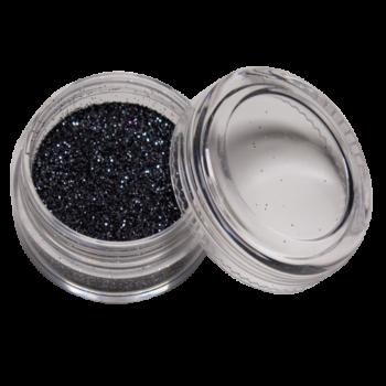 Csillámpor sötétszürke 3 gr
