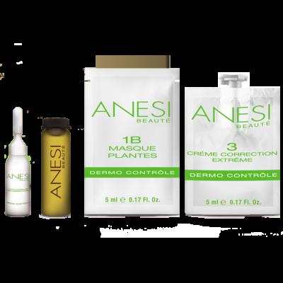Anesi Dermo Controle Soin Acné Kit - Mélyhámlasztó készlet aknés bőrre