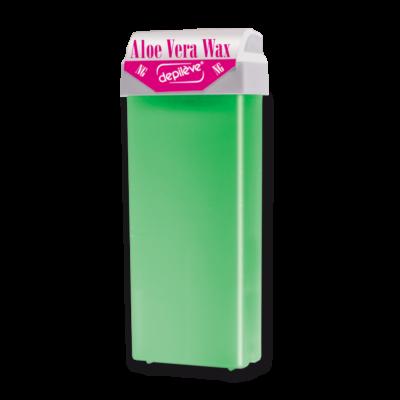 Depileve 100 gr görgős Aloe Vera gyantapatron