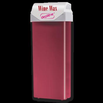 Depileve 100 gr görgős Red Wine gyantapatron
