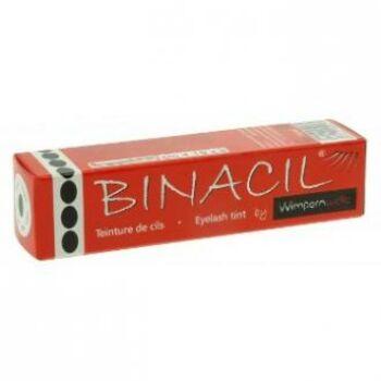 Binacil tartós szemöldök és szempilla festék - fekete