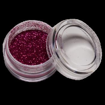 Csillámpor sötét rózsaszín 3 gr