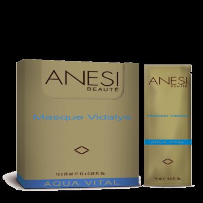 Anesi Aqua Vital Vidalys Maszk 12x25 ml