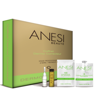 Anesi Dermo Controle Soin Acné Kit 4 kezelés Arcápoló készlet