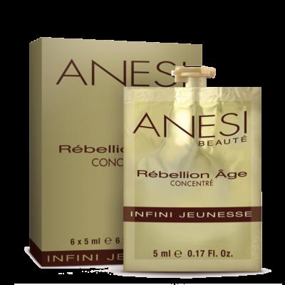 Anesi Infini Jeunesse Concentré Rébellion Age 6x5 ml - Ránctalanító koncentrátum