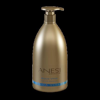 Anesi Aqua Vital Mousse Radiance 500ml, tisztító habzselé