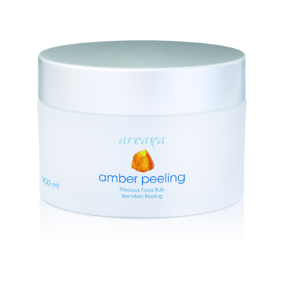 Amber peeling