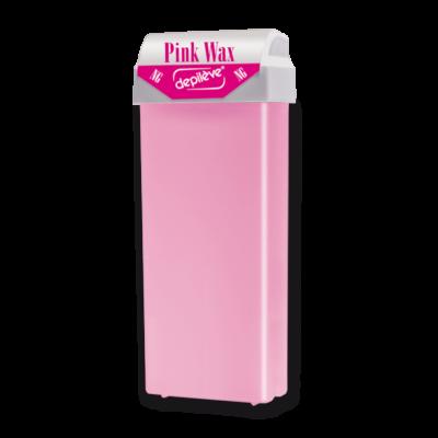 Depileve 100 gr görgős Titán/Pink gyantapatron