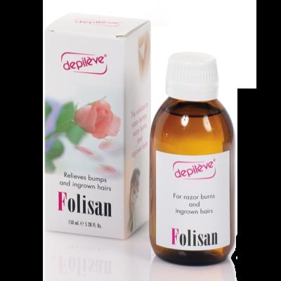 Depileve Folisan - Bőrirritáció kezelésére 150 ml