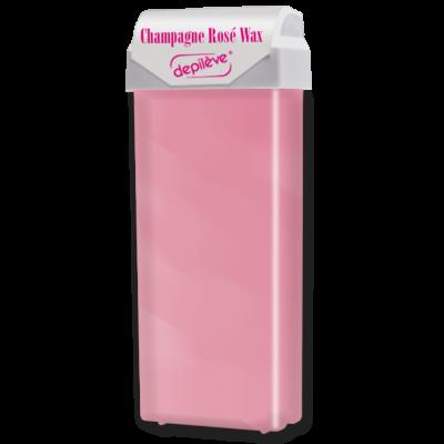 Depileve 100 gr görgős Pink Champagne gyantapatron