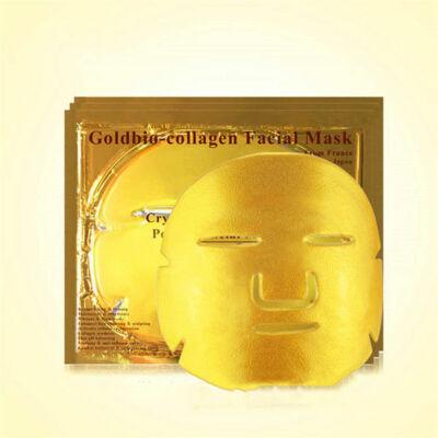 Arany Collagen arcmaszk