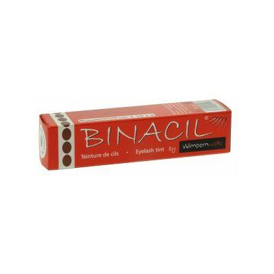 Binacil tartós szemöldök és szempilla festék - natur barna