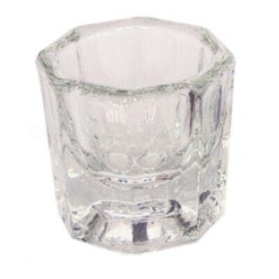 Folyadéktároló üvegcse