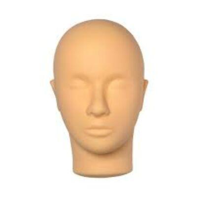 Gyakorló fej műszempillához