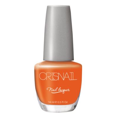 Crisnail lakk Glam Orange 14 ml