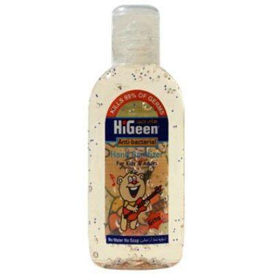"""Higeen - kézfertőtlenítő """"Kids"""" 80 ml"""