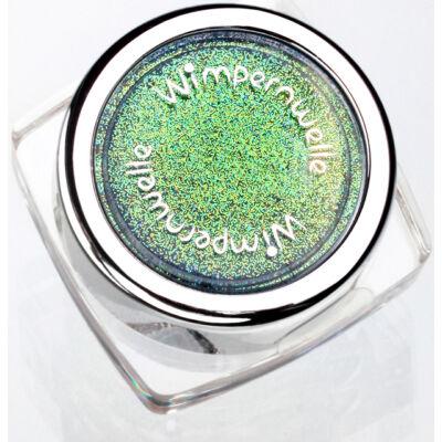 Glimmer&Glitter szemhéjcsillám - sötétzöld