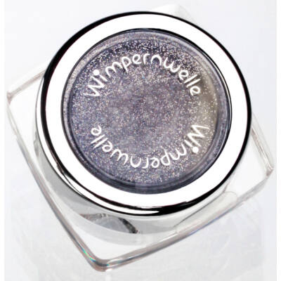 Glimmer&Glitter szemhéjcsillám - ezüst