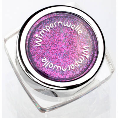 Glimmer&Glitter szemhéjcsillám - sötét lila
