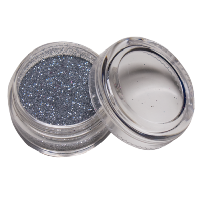 Csillámpor ezüst 3 gr