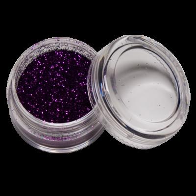 Csillámpor lila 3 gr