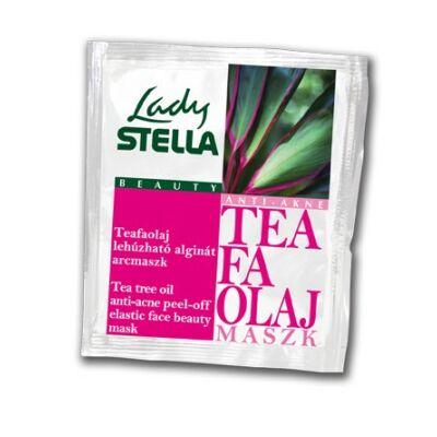 Lady Stella Lehúzható teafa anti acne maszk 6 g