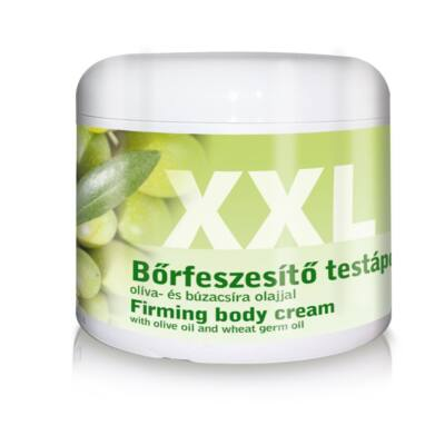 Lady Stella XXL Bőrfeszesítő testápoló krém 500 ml