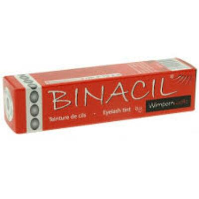 Binacil tartós szemöldök és szempilla festék - szürke